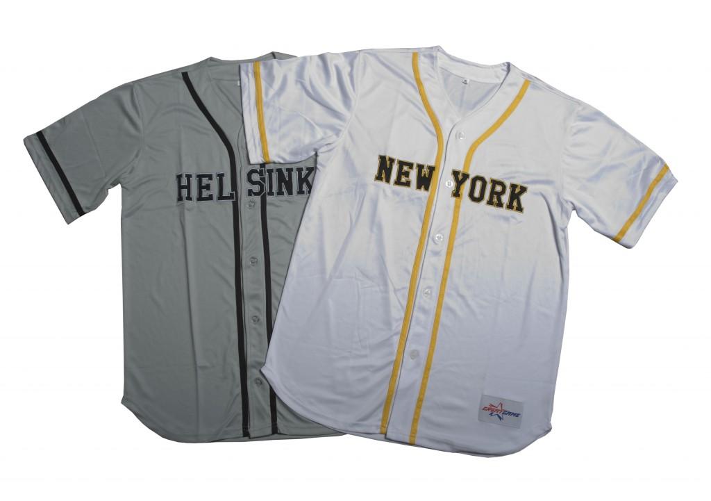 Helsinki NY jerseys