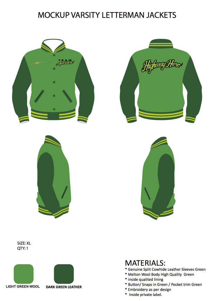 Highway Hero jacket